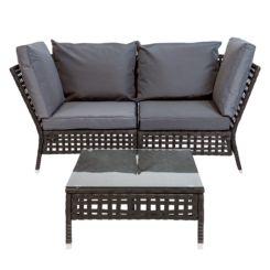 Loungesofas Gartensofas Aus Rattan Holz Online Kaufen Home24