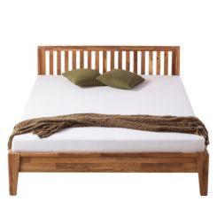 Massief Houten Bed 140x200.Houten Bedden Shop Jouw Bed Nu Online Home24 Nl