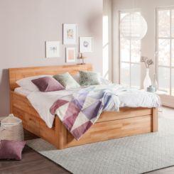 Plus adapté Lits en bois | Achetez votre nouveau lit en bois en ligne | home24.fr YO-64