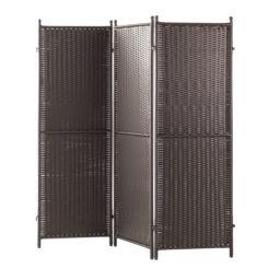 Paravent Spanische Wand Sichtschutzwand Raumteiler Raumtrenner Sichtschutz hoch