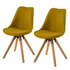 gestoffeerde stoelen aledas ii