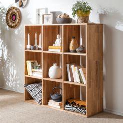 Massivholz-Regale günstig und bequem online bestellen | home24