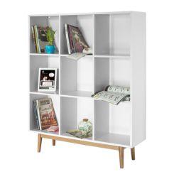 Bücherregal schwarz weiß  Bücherregale & Bibliotheken | Gestalte deine Bücherwand | home24