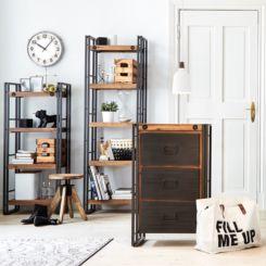 Wohnzimmerregale | Wohnregale & Raumteiler online kaufen | home24
