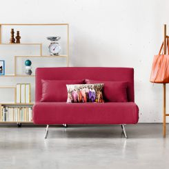 Schlafsofa Frizzo rote sofas ecksofas günstig kaufen fashion for home