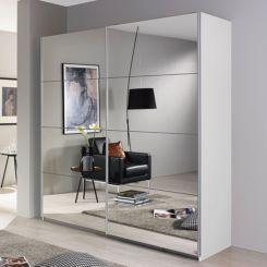 Kleiderschanke Mit Spiegel Schlafzimmerschanke Kaufen Home24