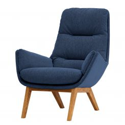 sessel in blau williamflooring. Black Bedroom Furniture Sets. Home Design Ideas