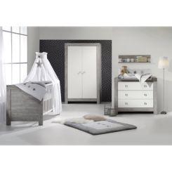 Babyzimmer weiß  Babyzimmer-Komplettsets | Babyzimmer-Sets online kaufen | home24