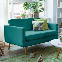Sofa Croom I (2 Sitzer) Webstoff
