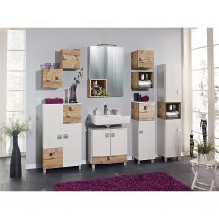 Waschbeckenunterschranke Badmobel Online Kaufen Home24