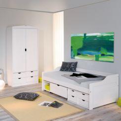 Stauraumbetten Kinderbett Mit Stauraum Online Kaufen Home24
