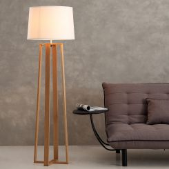 Staande lampen | Vloerlampen online shoppen | home24.nl