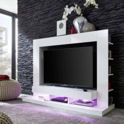 Hochglanz Wohnwände | Modernität fürs Wohnzimmer | home24