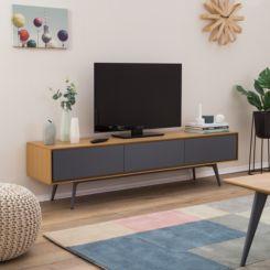 TV Möbel & Mediamöbel | Mediawand clever einrichten | home24
