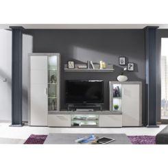 Wohnwande Schrankwande Jetzt Online Kaufen Home24 At