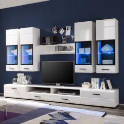 Wohnwande Schrankwand Anbauwand Jetzt Online Kaufen Home24