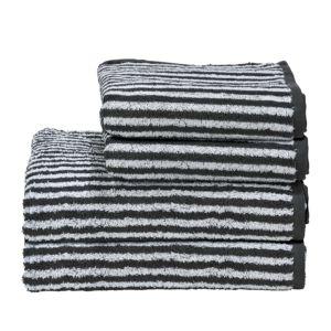 Handtuchset Day Stripes II (4-teilig)