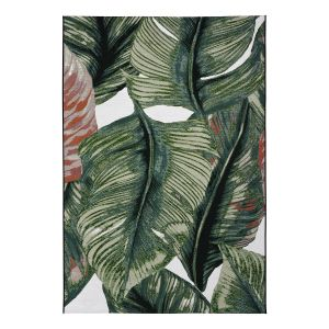 Kurzflorteppich Garden Leaf