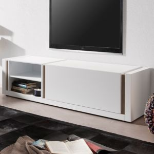 TV-kast Qu Wit 42x140 La Forma