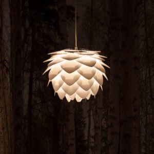energie A++, Hanglamp Silvia Mini wit kunststof, Vita Living