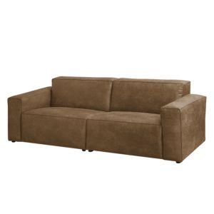 Sofa Manchester (3-Sitzer) Antiklederloo
