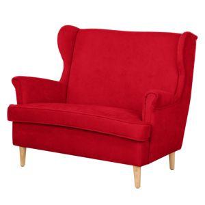 Admirable Sofa Piha 2 Sitzer Microfaser Gunstig Online Kaufen Machost Co Dining Chair Design Ideas Machostcouk