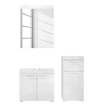Badmöbel-Sets 3 teilig | Entdecke dein Waschtisch-Set online ...