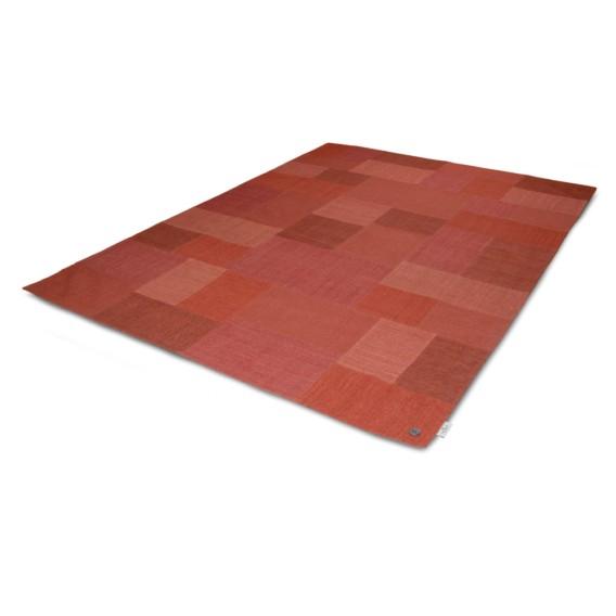 Teppich Denim Rot160x230cm Rot160x230cm Teppich Patch Denim Patch WYH2ED9I