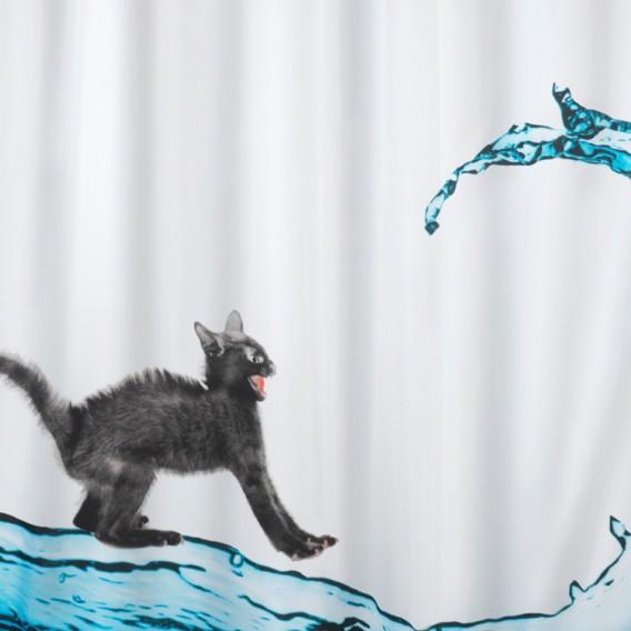 Katze180 Duschvorhang Cm X Cm 200 Katze180 Duschvorhang X 200 erCBdxoQW
