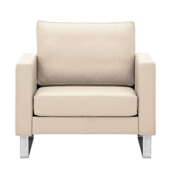 Portobello Echtleder GadCremeKufen Sessel Echtleder Sessel Echtleder Portobello Portobello Sessel GadCremeKufen 54RL3Aj