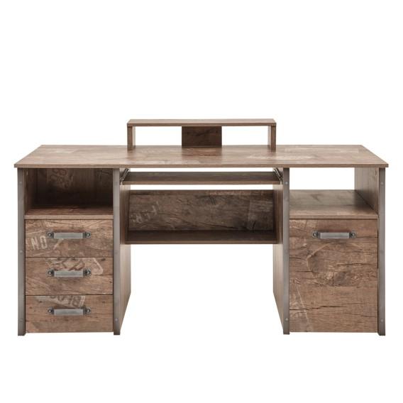 Eiche Harkon Dekor Schreibtisch I Panama 5RjLA4
