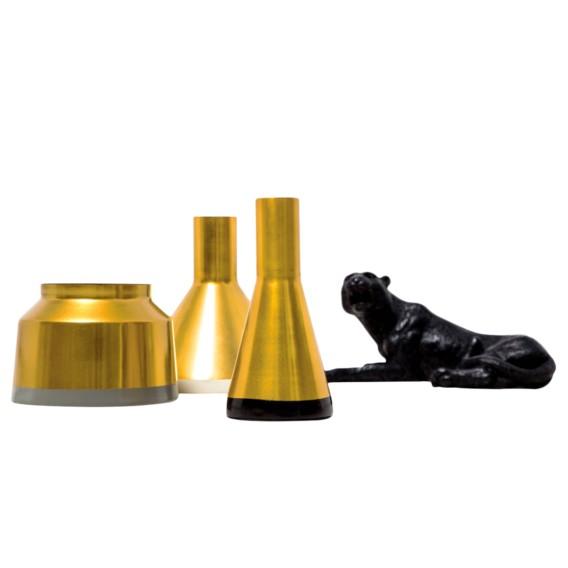 I3er Vase I3er Vase Tonsina Vase setStahlGold Tonsina setStahlGold 0wvynONm8