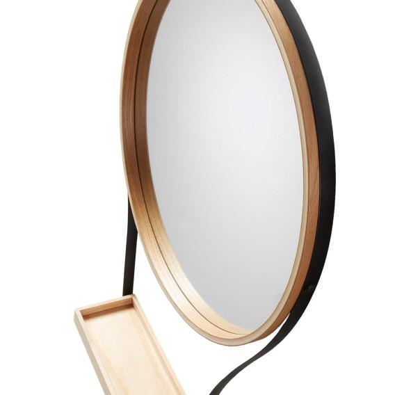 Barker Barker Barker Spiegel GlasTeakholz TeilmassivBraun Spiegel GlasTeakholz TeilmassivBraun Spiegel GlasTeakholz HYIWED29