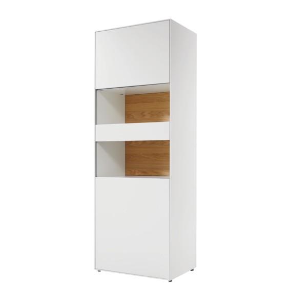 vitrine h lsta now easy lack reinwei home24. Black Bedroom Furniture Sets. Home Design Ideas