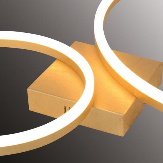 Siena flammig Led deckenleuchte deckenleuchte Siena AcrylglasStahl2 AcrylglasStahl2 Led CerdoWBx