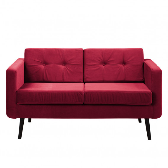 Sofa Sofa Croom Vi2 Croom sitzerSamtRot OXkiPuZ