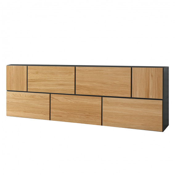 Sideboard To I Go Hülsta NatureicheSchiefergrau Now ED9eYWIH2