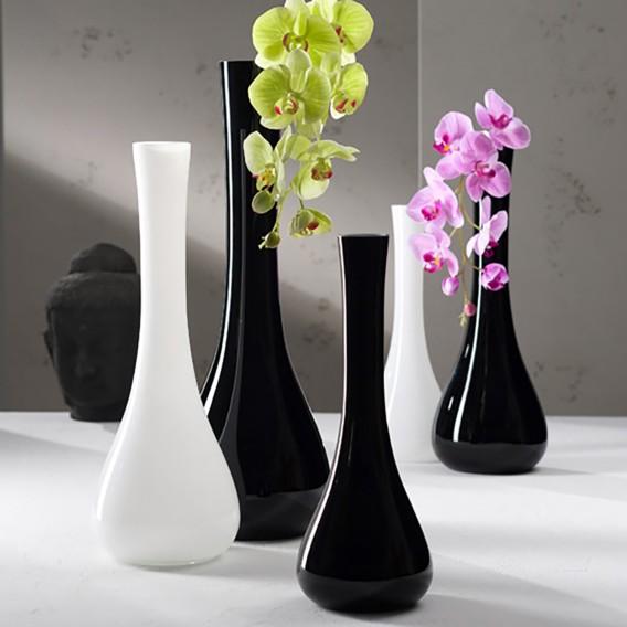 Vase Sacchetta Vase GlasWeiß Vase 60 Cm GlasWeiß Cm Sacchetta 60 8Nn0mw