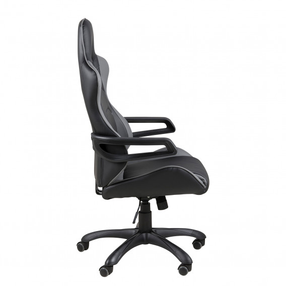 KunstlederNylonSchwarz Flen Gaming Chair Grau Chair Gaming Flen Chair Gaming Flen KunstlederNylonSchwarz Grau KunstlederNylonSchwarz Nywvm8n0PO