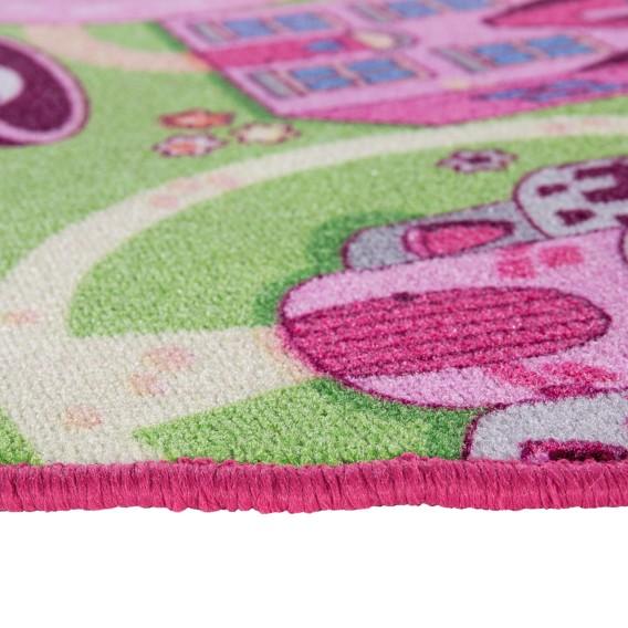 Kinderteppich Village Kinderteppich Sweet Sweet PolyamidMehrfarbig ZTXiuPkO
