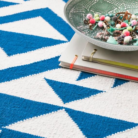 Mellow Kurzflorteppich Kurzflorteppich BlauWeiß Kurzflorteppich Mellow BlauWeiß 8kwNPO0nX