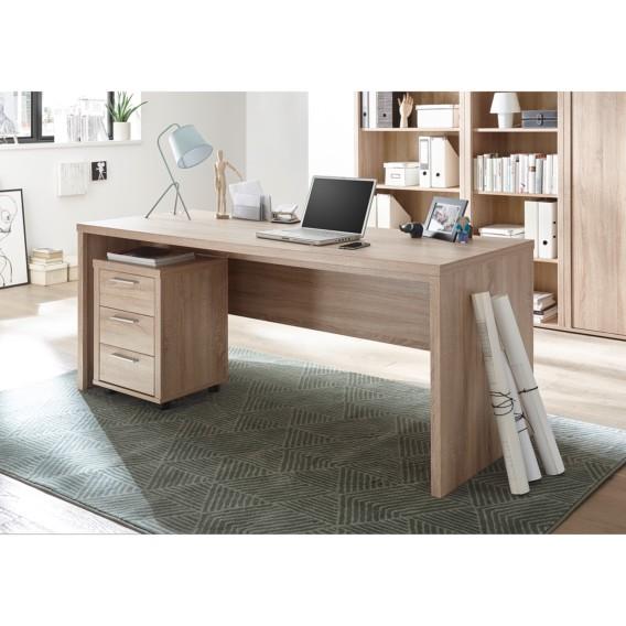 Dekor Sonoma Schreibtisch Wallu Eiche Schreibtisch vw8n0ONm