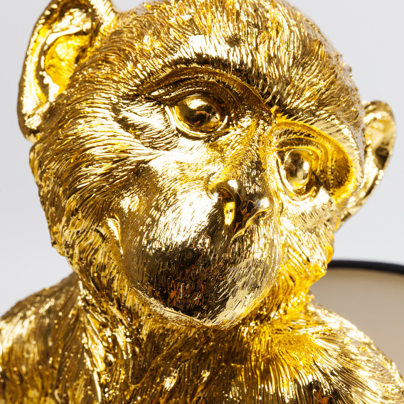 Monkey I Tischleuchte LeinenPolyresin1 flammig Monkey Monkey I I Tischleuchte LeinenPolyresin1 flammig Tischleuchte LeinenPolyresin1 5ARjLq34