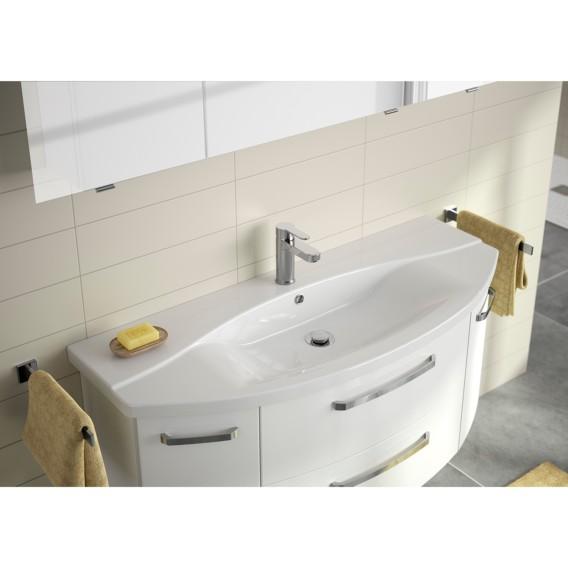 Hochglanz Waschtisch Fokus Ii 4010 WeißMatt SzVMUp