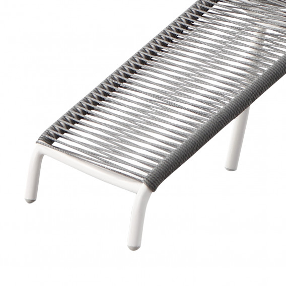 Salina Liegestuhl Salina AluminiumPolyethylenWeiß AluminiumPolyethylenWeiß Liegestuhl Liegestuhl AluminiumPolyethylenWeiß Salina mwN8n0