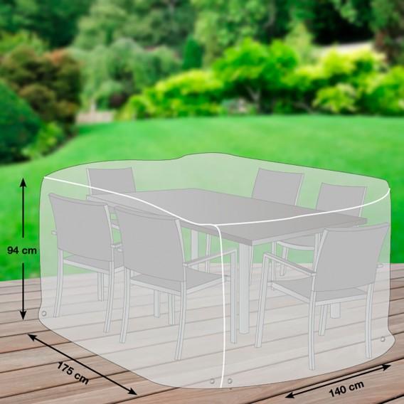 KunststoffHellgrau Sitzgruppe Sitzgruppe Premium Schutzhülle Schutzhülle sQhrCdt