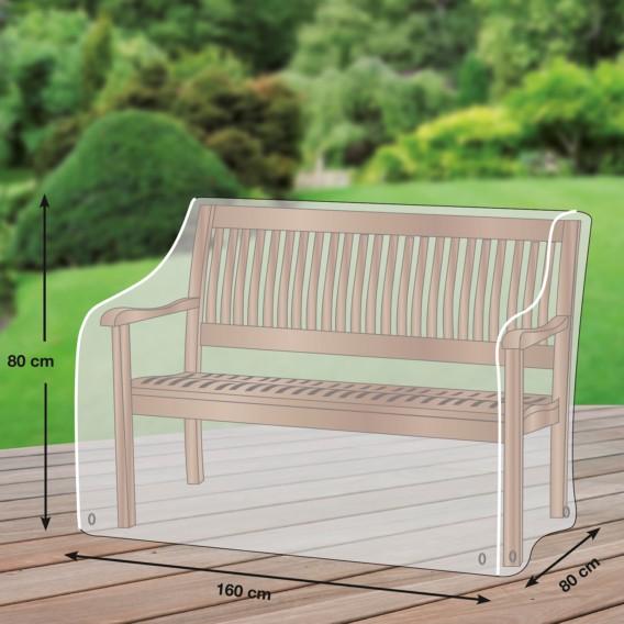 Schutzhülle KunststoffLichtgrau Schutzhülle Schutzhülle Premium Premium Plus Plus KunststoffLichtgrau Gartenbank Gartenbank 3RjA4L5