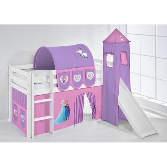 Spielbett Eiskönigin Turm Mit Rutscheamp; Jelle Lila qS3jLc5R4A