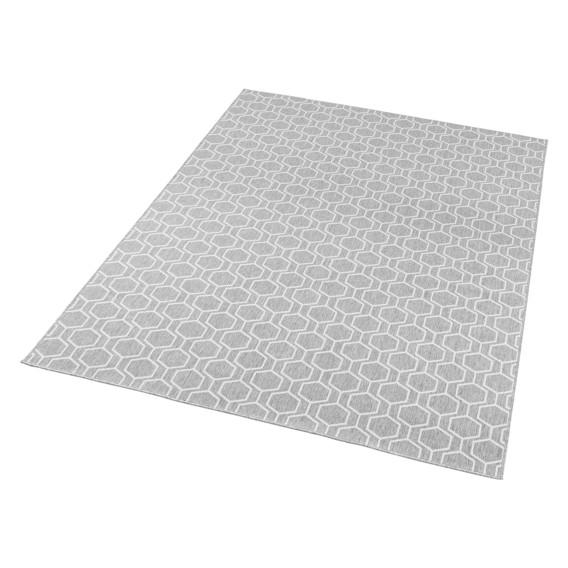 Novalie X Kurzflorteppich 160 230 PolypropylenLichtgrau Cm 8N0mwn