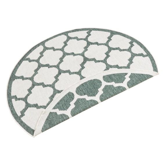Inoutdoorteppich Palermo 200 Inoutdoorteppich Palermo 200 Cm KunstfaserDunkelgrün KunstfaserDunkelgrün nPk80wO